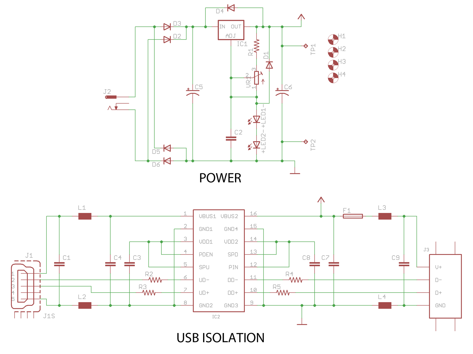 Looking To Make A Linear Regulated 5 Volt Power Supply Suggestions Circuit Look At The Top Of Image For Section Avro Changed Things Up By Using Leds Drop Controlling Voltage Set On Lm317 Both More